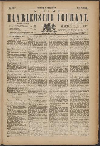 Nieuwe Haarlemsche Courant 1890-01-08