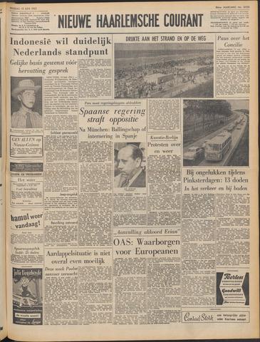 Nieuwe Haarlemsche Courant 1962-06-12