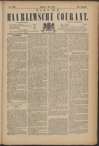Nieuwe Haarlemsche Courant 1890-05-11