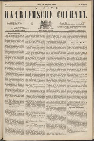 Nieuwe Haarlemsche Courant 1883-08-26