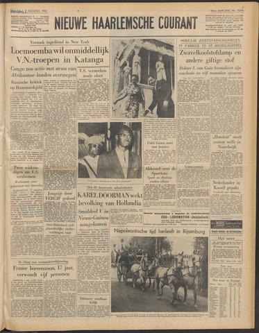 Nieuwe Haarlemsche Courant 1960-08-02