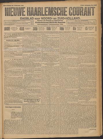 Nieuwe Haarlemsche Courant 1913-02-22