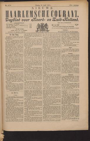 Nieuwe Haarlemsche Courant 1901-04-30