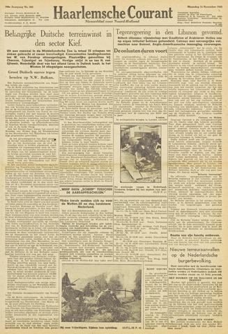Haarlemsche Courant 1943-11-15