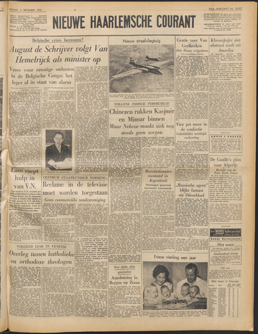 Nieuwe Haarlemsche Courant 1959-09-04