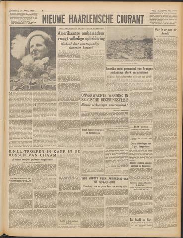 Nieuwe Haarlemsche Courant 1950-04-29