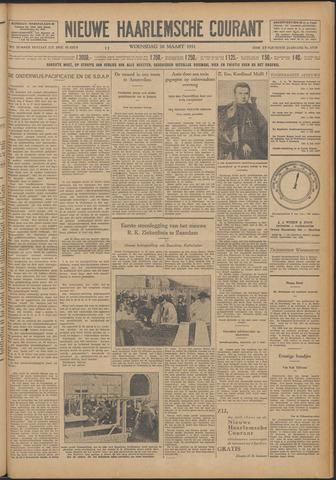 Nieuwe Haarlemsche Courant 1931-03-18