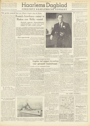 Haarlem's Dagblad 1951-06-28