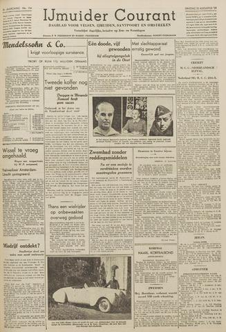 IJmuider Courant 1939-08-15