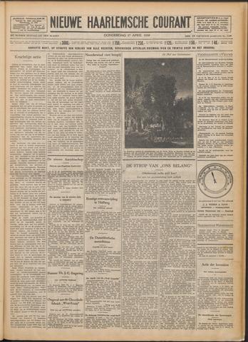 Nieuwe Haarlemsche Courant 1930-04-17