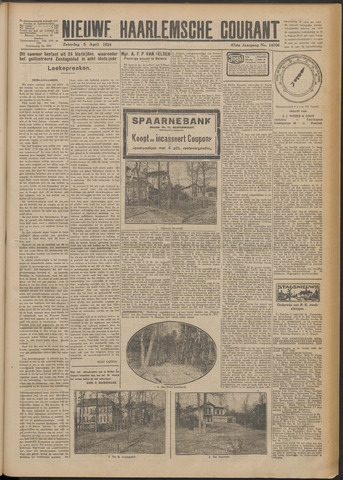 Nieuwe Haarlemsche Courant 1924-04-05