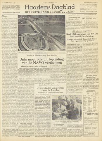 Haarlem's Dagblad 1954-04-02