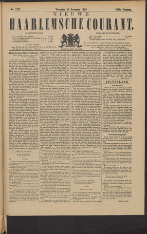 Nieuwe Haarlemsche Courant 1895-12-18