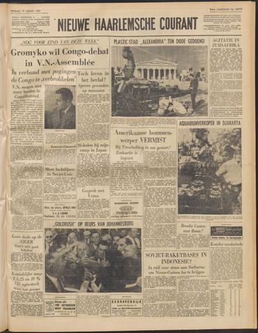 Nieuwe Haarlemsche Courant 1961-03-17