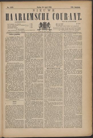 Nieuwe Haarlemsche Courant 1890-04-20
