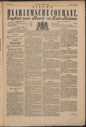 Nieuwe Haarlemsche Courant 1901-03-02