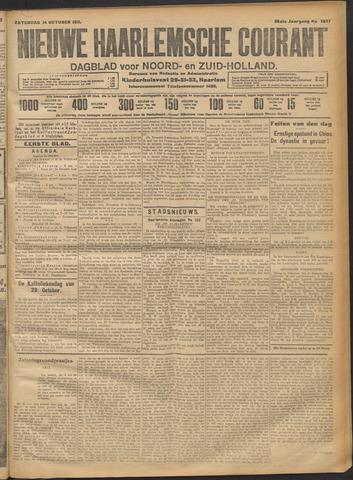 Nieuwe Haarlemsche Courant 1911-10-14