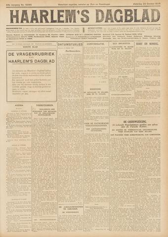 Haarlem's Dagblad 1926-10-23