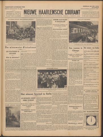 Nieuwe Haarlemsche Courant 1934-05-22