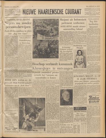 Nieuwe Haarlemsche Courant 1960-03-28