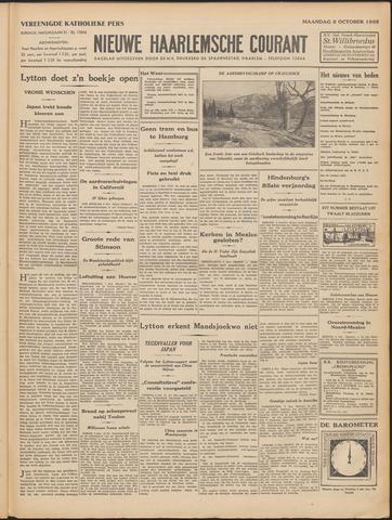 Nieuwe Haarlemsche Courant 1932-10-03