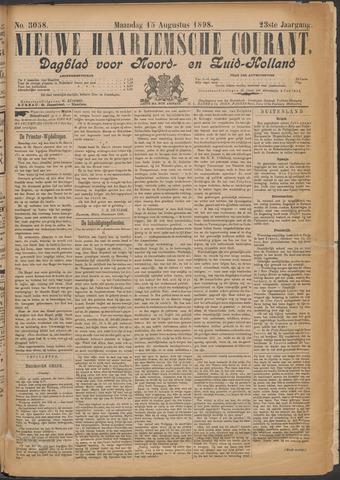 Nieuwe Haarlemsche Courant 1898-08-15