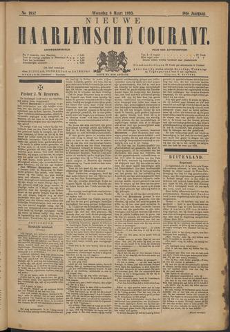 Nieuwe Haarlemsche Courant 1893-03-08