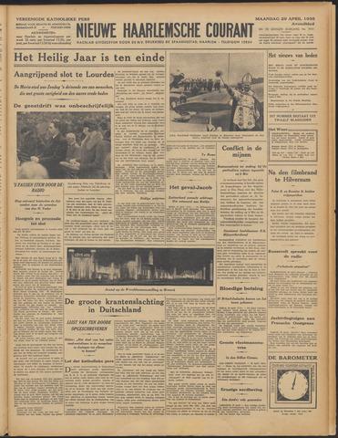 Nieuwe Haarlemsche Courant 1935-04-29