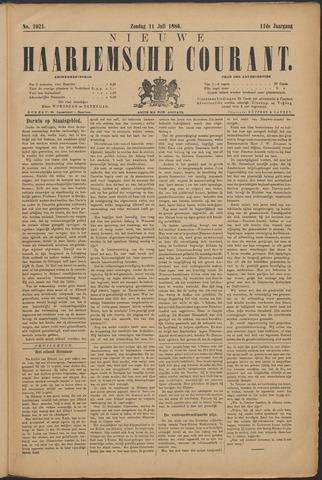 Nieuwe Haarlemsche Courant 1886-07-11