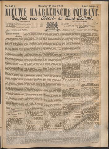 Nieuwe Haarlemsche Courant 1900-05-28