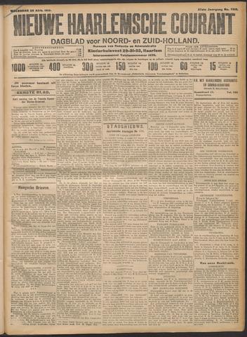 Nieuwe Haarlemsche Courant 1912-08-28