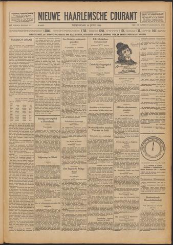 Nieuwe Haarlemsche Courant 1931-06-10