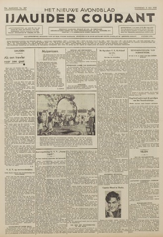 IJmuider Courant 1938-07-06