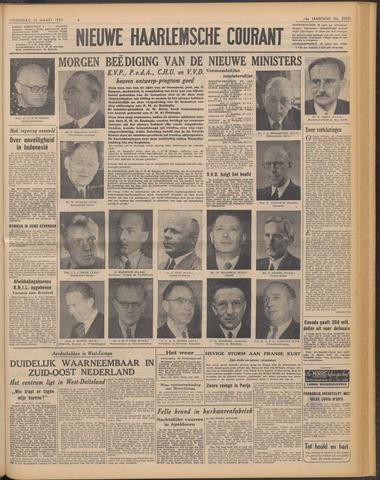 Nieuwe Haarlemsche Courant 1951-03-14