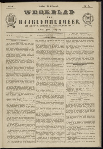 Weekblad van Haarlemmermeer 1879-02-21