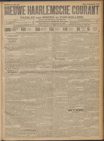 Nieuwe Haarlemsche Courant 1911-01-31