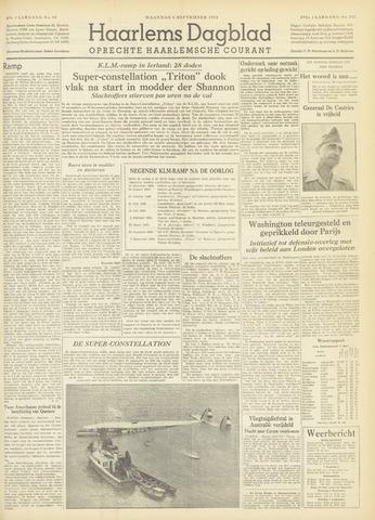 Haarlem's Dagblad 1954-09-06
