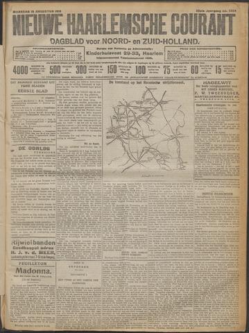 Nieuwe Haarlemsche Courant 1915-08-16