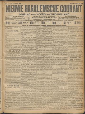 Nieuwe Haarlemsche Courant 1913-10-27