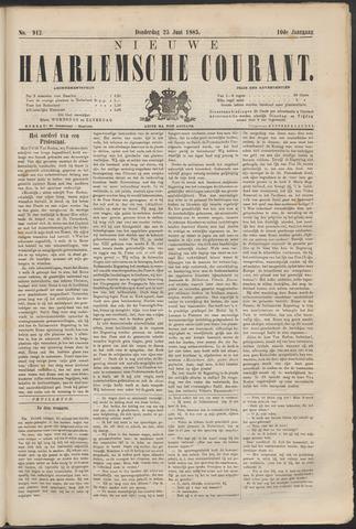 Nieuwe Haarlemsche Courant 1885-06-25