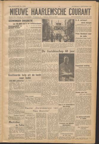 Nieuwe Haarlemsche Courant 1945-09-08