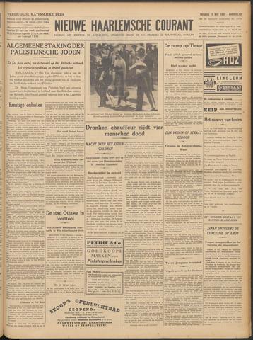 Nieuwe Haarlemsche Courant 1939-05-19