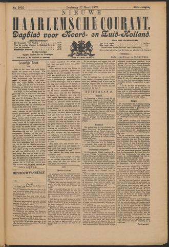 Nieuwe Haarlemsche Courant 1902-03-27