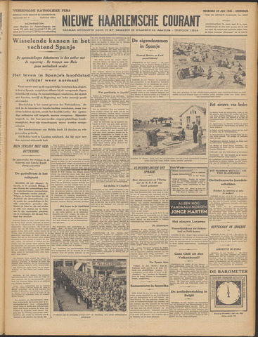 Nieuwe Haarlemsche Courant 1936-07-29
