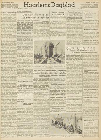 Haarlem's Dagblad 1947-03-15