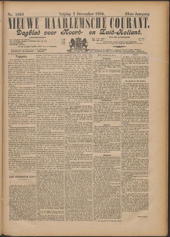 Nieuwe Haarlemsche Courant 1904-12-02