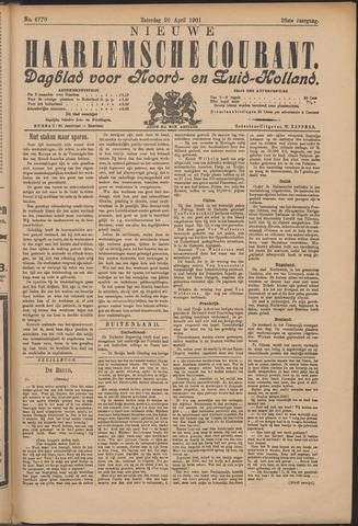 Nieuwe Haarlemsche Courant 1901-04-20