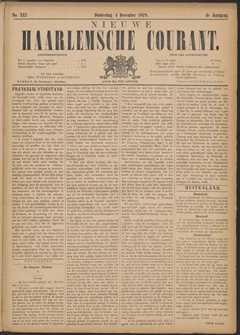 Nieuwe Haarlemsche Courant 1879-12-04
