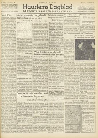 Haarlem's Dagblad 1951-03-01