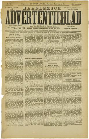 Haarlemsch Advertentieblad 1889-01-16